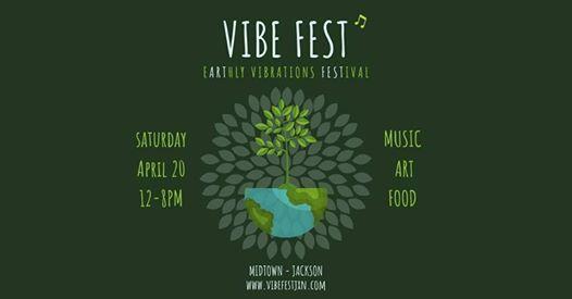 Vibe Fest Earthly Vibrations Festival