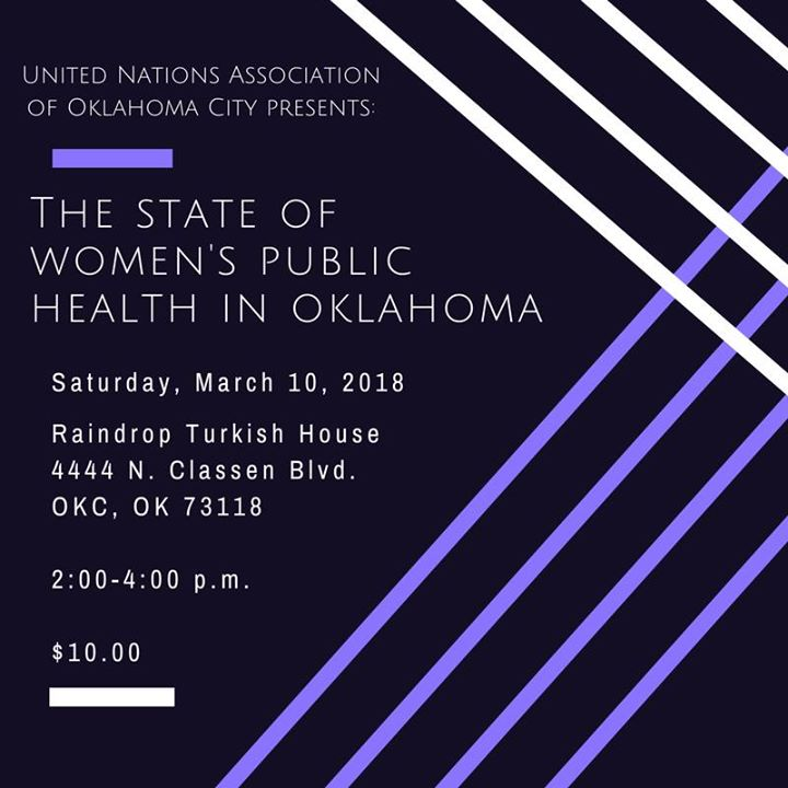 The State of Womens Public Health in Oklahoma