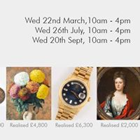 Winterbourne House Valuation Event