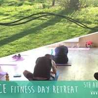 InBalance Fitness day retreat Arundel