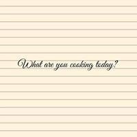 New seasons cooking workshop