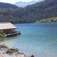 Tauchausfahrt Blindsee Tirol