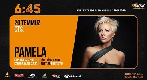 Pamela  645 KK Ankara