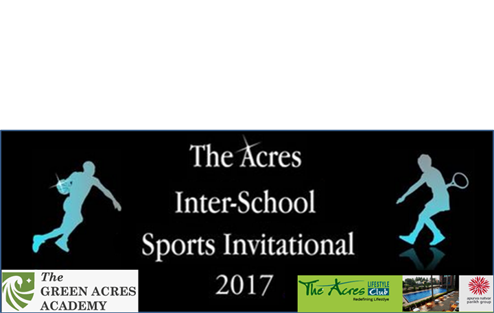 The Acres Inter-School Sports Invitational 2017