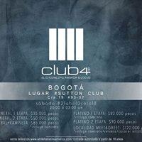 Club 4 en Bogot