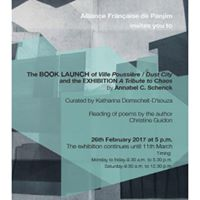 Annabel C. Schenk - Book Launch and Exhibition Opening