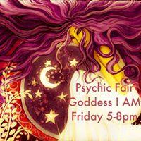 Evening Psychic Fair