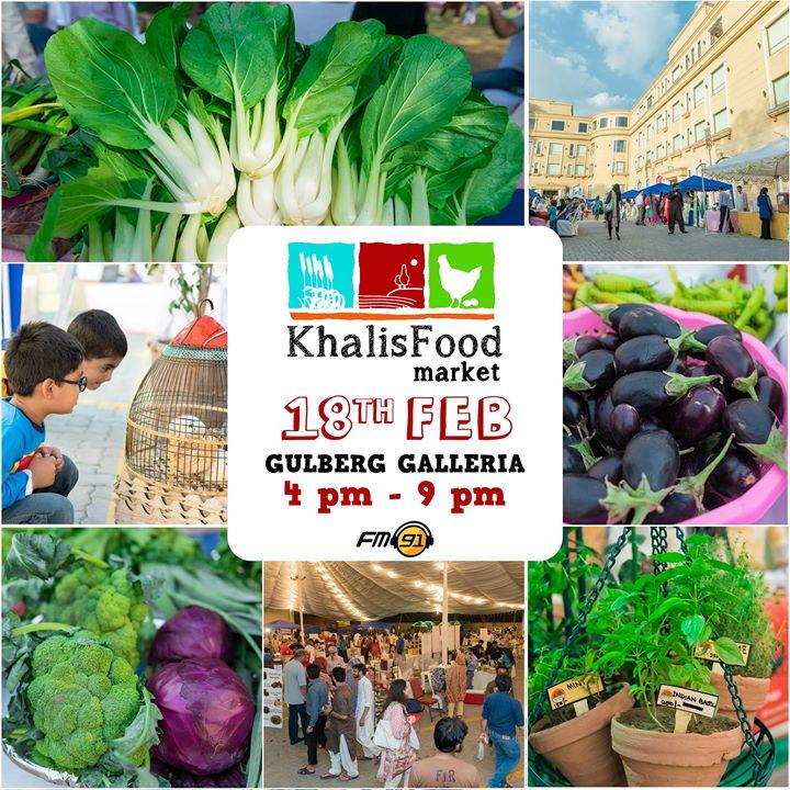 Khalis Food Market