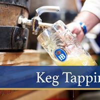 July Keg Tapping Celebration