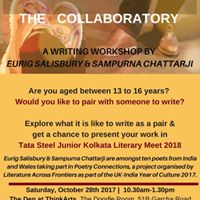 The Collaboratory A writing workshop for early teenagers