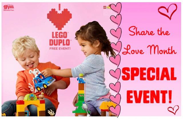 I 3 Lego Duplo Prek Special Event At The Little Gym Of Virginia
