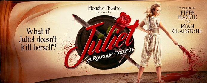 Juliet A Revenge Comedy at the Winnipeg Fringe Festival