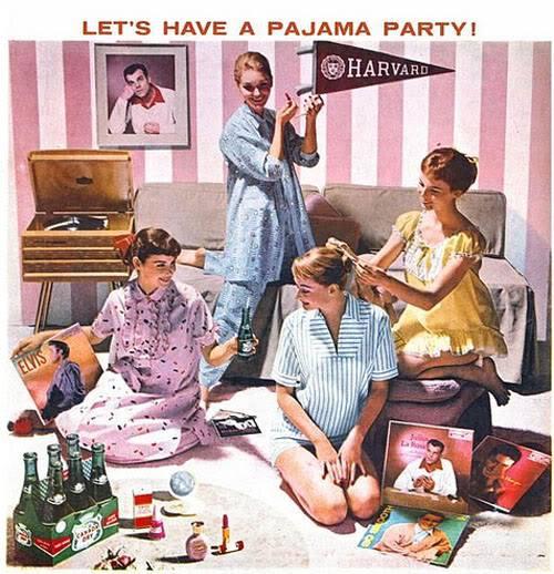 stories party nude slumber