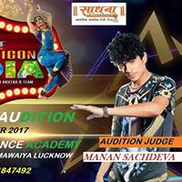 Sadhna Tv The Dance Icon India 2017 Lucknow Audition
