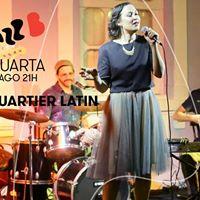 Quartier Latin no JazzB