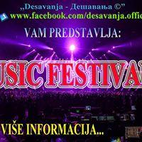 MUSIC Festival sa poznatima u Jagodini