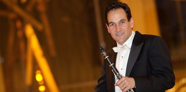 Louisiana Clarinet Symposium with Mark Nuccio Guest Artist