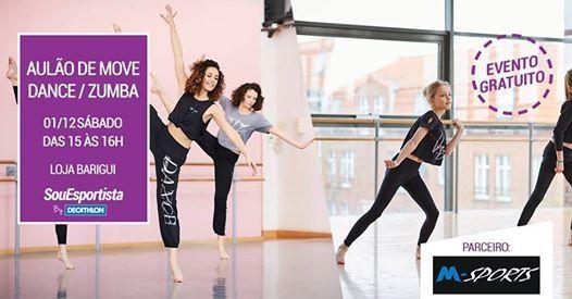 2a7045c04 Aulão De Move Dance   Zumba