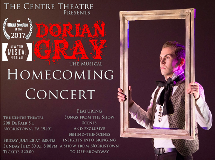 Dorian Gray Homecoming Concert