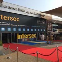 Gielle Silver Sponsor of Intersec 2017 DUBAI