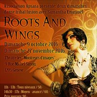 RootS &amp Wings dimanches Tribal Fusion avec Samantha Emanuel
