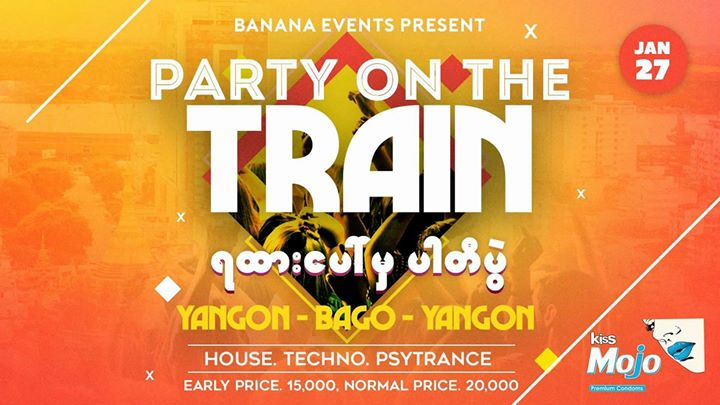 Party On The Train -