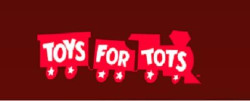 Barretts Toys for Tots Toy Drive
