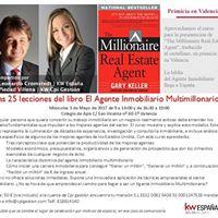 Curso &quotLas 25 lecciones del Agente Inmobiliario Multimillonario&quot