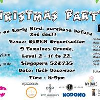 Christmas Party  Tampines