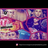 Pink Elephant - Samstag 13.05. - Triple A Cologne