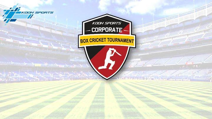 Corporate Box Cricket Tournament At Thera, Mumbai
