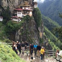 Bhutan - 6nights 7days trip.