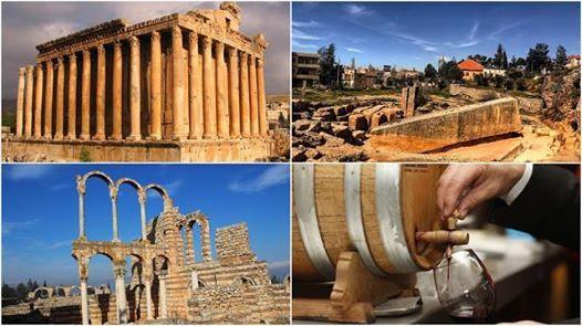 Baalbek - Anjar - Ksara Wine Tasting