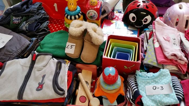 Exeter Mum2mum Market - America Hall Pinhoe