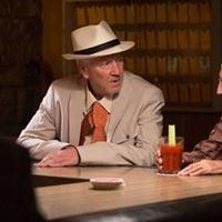 LUCKY - Starring Harry Dean Stanton &amp David Lynch