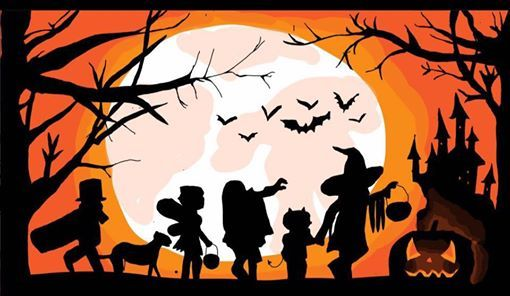 Halloween Treasure Hunt 2018