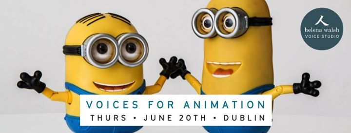 Voices for Animation