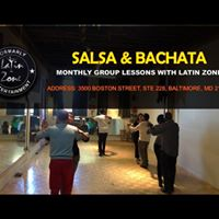 Semi-private Salsa and Bachata lessons