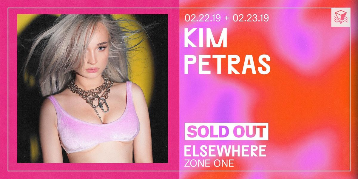 Kim Petras  Elsewhere (Zone One)