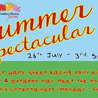 Summer Spectacular 26th July - 3rd Sept