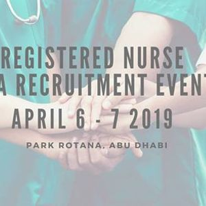 Registered Nurse USA Recruitment Event