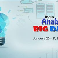 India Analytics and Big data Summit 2017