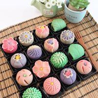 Wagashi- Japanese Candy Art