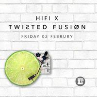 HiFi X Twisted Fusion  Apollo 84  The LP