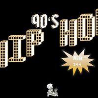 90s HipHop  Petek 29.9.2017