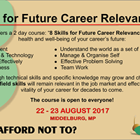 The 8 Skills for Future Career Relevance Course