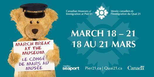 Risultato immagini per MARCH BREAK CANADA