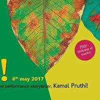 Storytelling Workshop by Kamal Pruthi