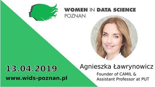 Women in Data Science - Pozna Satellite Event 2019