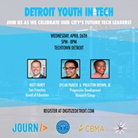 Detroit Youth in Tech